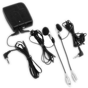 Embest 1 Set 2 Way Radio Input Helmet To Helmet Intercom System Compatible For Cruiser Scooter Chopper Touring