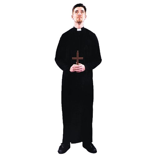 Priest Costume Religious Costume Catholic Theatre Costumes