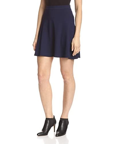 Twenty Tees Women's Viscose Flow Mini Skirt