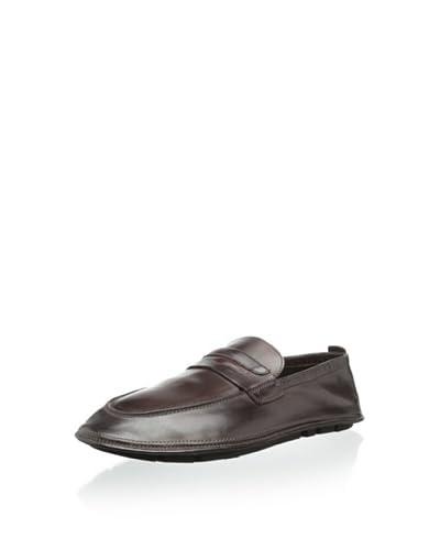 Dolce & Gabanna Men's Moc-Toe Slip-On