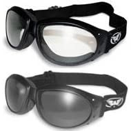 Red Baron Motorcycle/aviator Goggles Googles Day Night