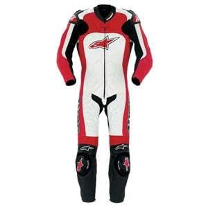Alpinestars MX-1 One-Piece Suit - 46/Red