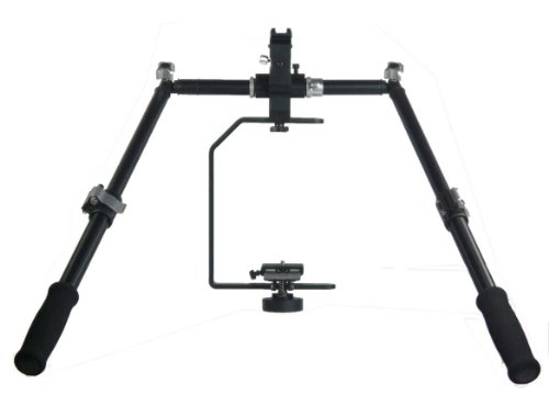 Alzo Smoothy Rig Video Camera Stabilizer (Black)