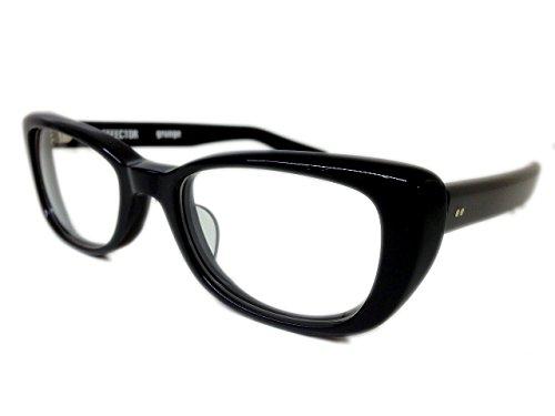 EFFECTOR(エフェクター) メガネ/サングラス 「grunge」 Col.BK(黒)