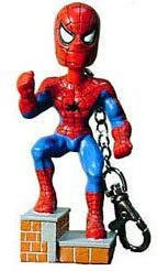 Spider Man Bobble Head Clip - 1