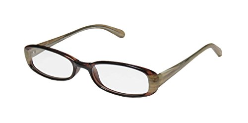 da-weave-womens-ladies-rx-able-for-young-people-oval-full-rim-eyeglasses-eyeglass-frame-48-17-130-br