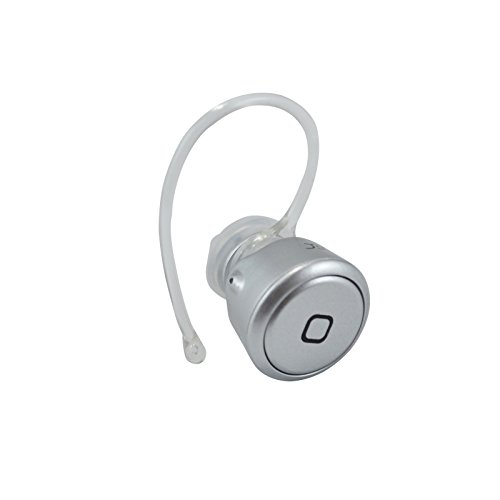 Heatvalley Mini Wireless Bluetooth Earphone Headset Headphone For Iphone 5S 5C 5 4S 4,Ipad 2 3 4 Ipad Air Mini, Ipod, Android, Samsung Galaxy Note And Other Bluetooth Mobile Cell Phone Laptop Tablet (Working Distance Range:10M) Include 1 Pc Headset + 1 Pc