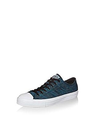 Converse Zapatillas Chuck Taylor All Star Ii Ox Sneaker (Azul / Turquesa)