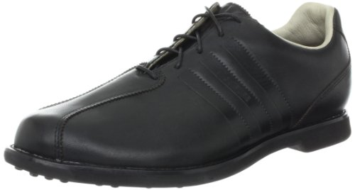 adidas Men's Adipure Z-Cross Golf Shoe,Black/Black/Black,8.5 W US