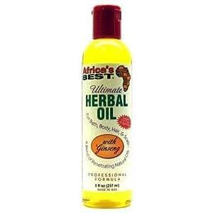 Africas Best Ultimate Herbal Oil 8oz