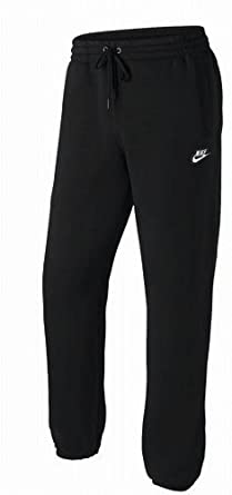 Nike Fleece Men's Training Joggers Sweat Pants Tracksuit Jogging Bottoms black Extra Large