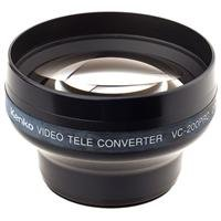 New 2.0x High Definition Telephoto Conversion Lens For Canon VIXIA HF G10 58mm