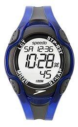 Speedo 50 Lap Dual Time Grey Dial Men's watch #SD55152BX