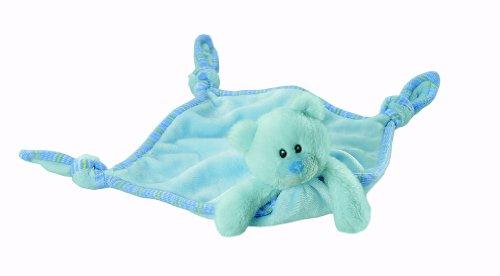 Russ Berrie My First Teddy Comforter Blankie, Blue
