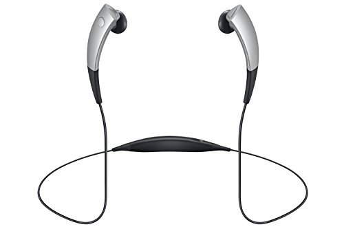 Click to buy Samsung Gear Circle  Bluetooth Stereo In-Ear Headset with Microphone  - Retail Packaging - Silver - From only $94.76