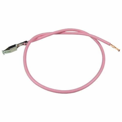 Baseline Connect Kabel pink, mit Junior Timer f Länge 0,135 m, für ISO Buchsengehäuse