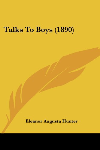 Talks to Boys (1890)