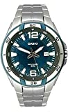 Casio Steel Bracelet Men's watch #MTP1305D-3AV