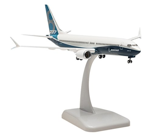 Hogan Boeing House 737-800MAX 1/200 W/GEAR (Boeing 737 Model compare prices)