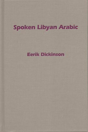 Spoken Libyan Arabic
