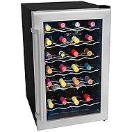 Deluxe 28 Bottle Wine Cooler Refrigerator