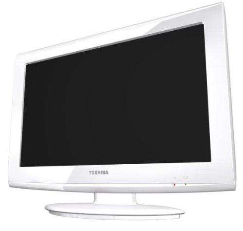 Téléviseur LCD 22AV734F - blanc 22 pouces (56 cm)