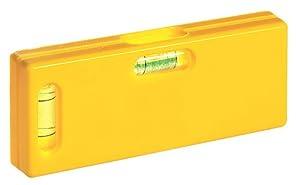 Metrica Abs Wasserwaage gelb, 33084