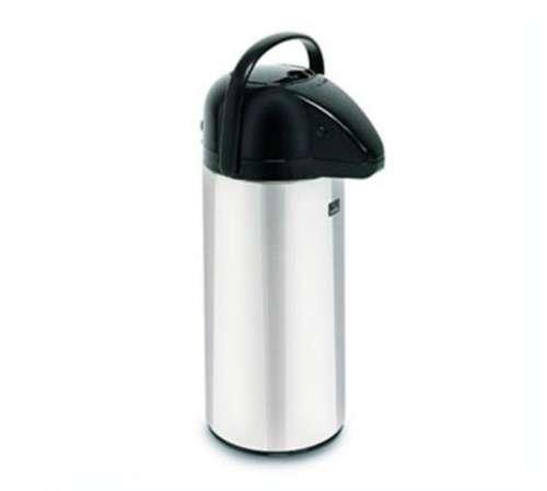 Bunn Commercial 2.5 Liter 84oz Push Button Airpot Carafe - 13041-0001