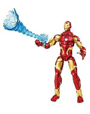 Disney Marvel Universe Modular Armor Iron Man Action Figure -- 4'' H