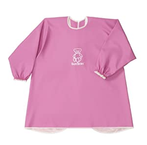 BABYBJORN Eat & Play Smock - Pink