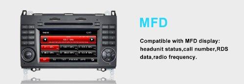Autoradio Gps Pour Mercedes Sprinter Amazon