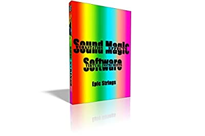 Sound Magic Strings8 -Channel Virtual Instrument Software by Sound Magic