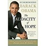 AUDACITY OF HOPE: Thoughts on Reclaiming the American Dream