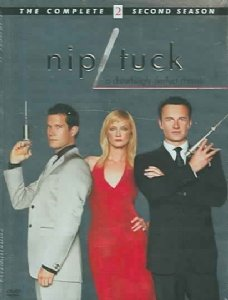 Nip/Tuck: Complete Second Season [DVD] [2004]