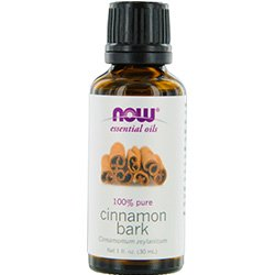 Now Foods: Cinnamon Bark Oil, 1 oz