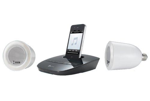 GiiNii AudioBulb Wireless/Expandable LED Light