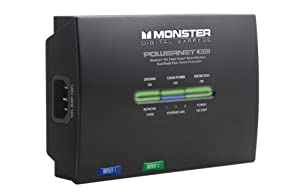 Monster PowerNet 300 Power Line Network Module with Clean Power (Discontinued by Manufacturer)