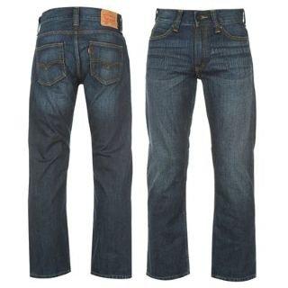 Levis 506 Jeans Mens Blue 36W R