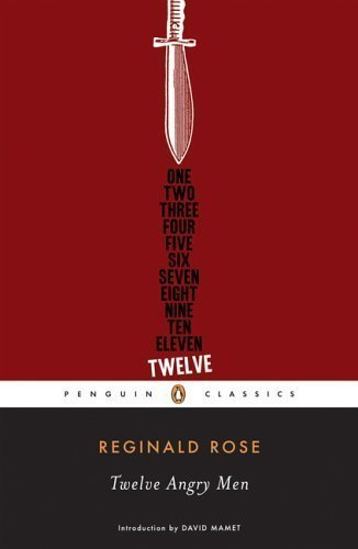 an analysis of the book 12 angry men by reginald rose Reginald rose's twelve angry men:  that the lives of the 12 men have been irrecovably changed rose pulls no  highlights from 12 angry men to impress on.