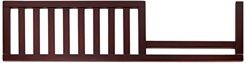 Imagio Baby Summit Park Toddler Conversion Rail, Virginia Cherry - 1