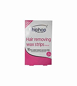 Hiphop Hair removing Wax Strip For Body