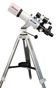 Vixen Optics 39956 Ed80S Refractor Telescope With Porta Ii Mount (White)