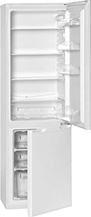 Bomann KG 178.1 Kühl-Gefrier-Kombination / A+ / Kühlen: 196 L / Gefrieren: 72 L / weiß