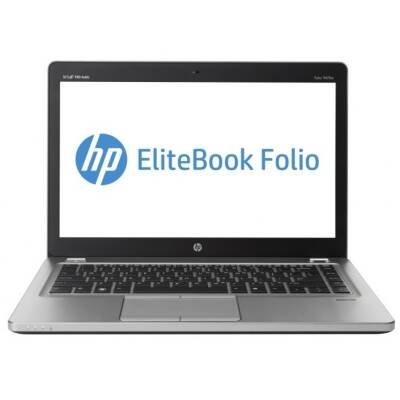 HP EliteBook Folio 9470m C9J10UT 14 LED Ultrabook Intel Middle i5-3317U 1.7GHz 4GB DDR3 500GB HDD Intel HD Graphics 4000 Windows 8 Pro 64-bit Platinum