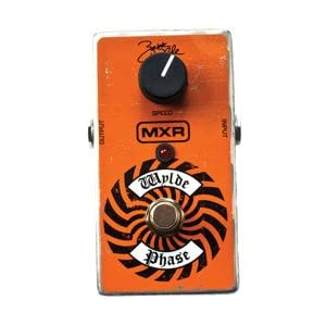 Excellent Deal on the MXR ZW90 Wylde Phase Pedal at Amazon!