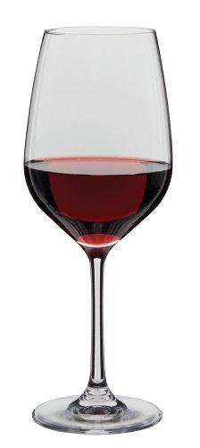 Dartington Crystal Essentials Red Wine Glasses, Set of 2