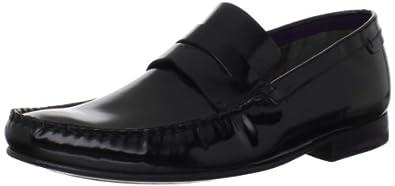 Ted Baker Men's Vitric 2 Loafer,Black,7 M US
