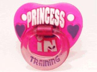 Billybob Teeth Kid Pink Princess In Training Toddler front-438655