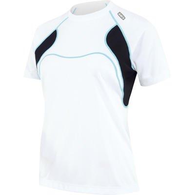 Buy Low Price Louis Garneau 2010/11 Women's Light Short Sleeve Run Tee – White – 1020402-019 (B001OOGDZW)