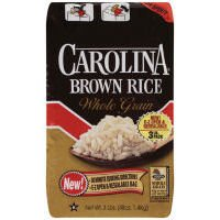 Amazon.com : Carolina Whole Grain Brown Rice 48 oz : Brown
